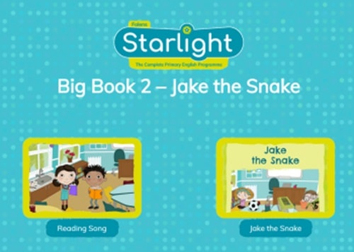 Big Book: Jake the Snake