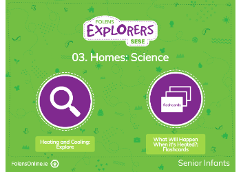Homes: Science