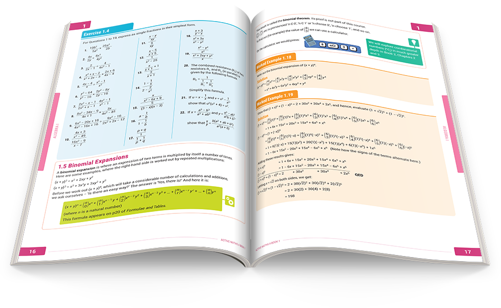 Active Maths 4 - FolensOnline